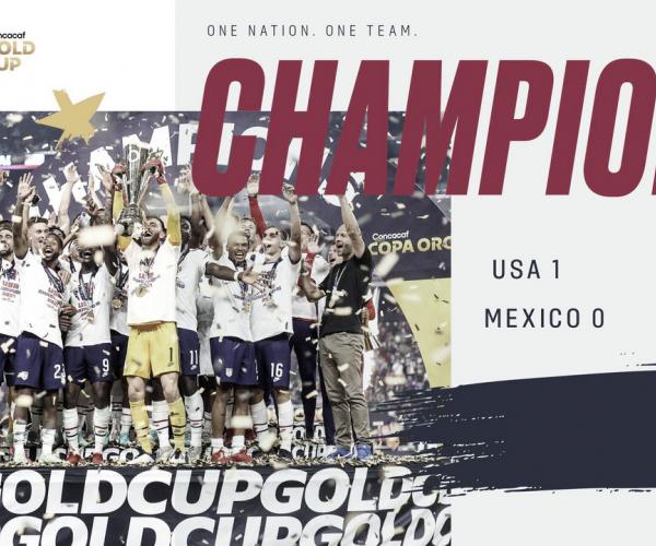 Análisis Post: EEUU, campeón de la Copa Oro 2021