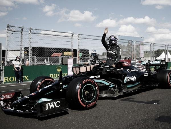 Golpe de Hamilton a Verstappen en la qualy de Hungría