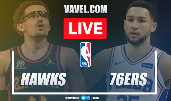 Highlights and Best Moments: Hawks 103-96 76ers in NBA Playoffs 2021
