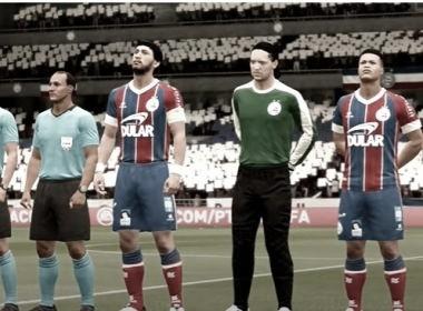 Bahia abre inscrições para liga de futebol digital no Fifa e PES