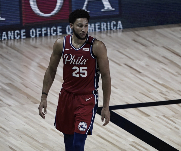Ben Simmons Out For The Season