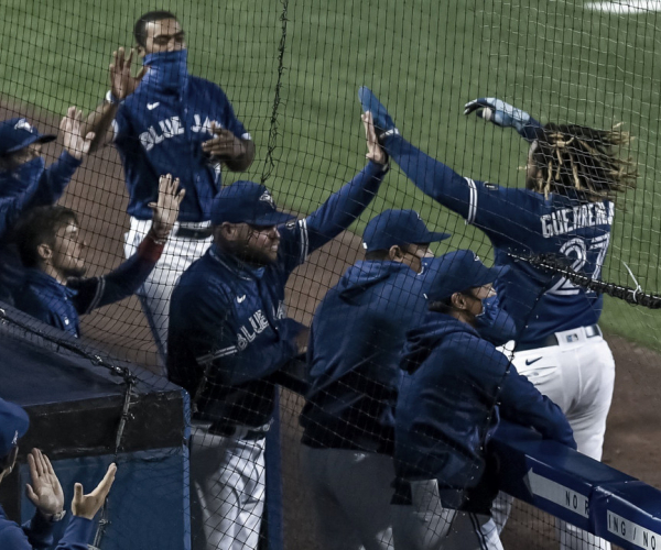 Blue Jays; Playoff Bound
