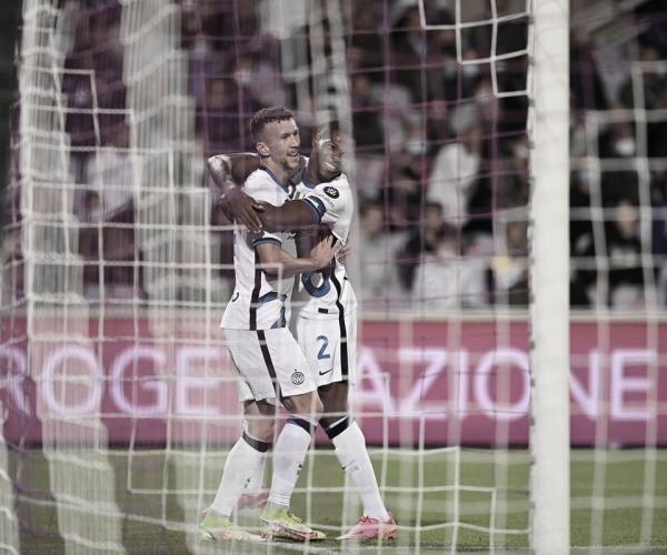Internazionale reage no segundo tempo, vence Fiorentina e assume liderança provisória da Serie A