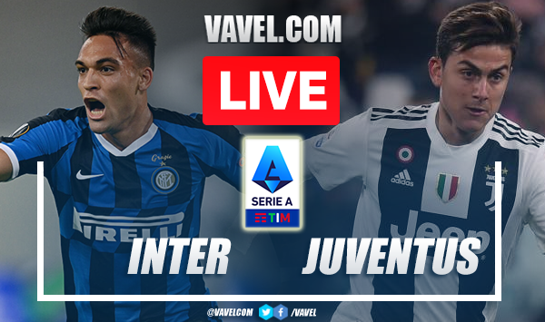Goals and highlights Inter 1-1 Juventus in Serie A