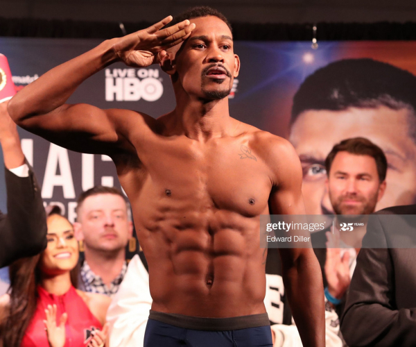Danny Jacobs makes his return to face Gabriel Rosado