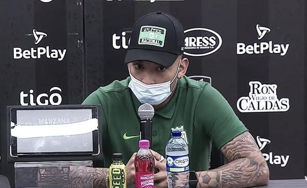 """Jarlan Barrera: """"Tuvimos en cuenta los duelos defensivos y ofensivos"""""""