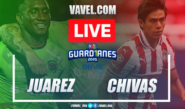 FC Juárez vs Chivas: LIVE Stream Online and Updates (0-0)