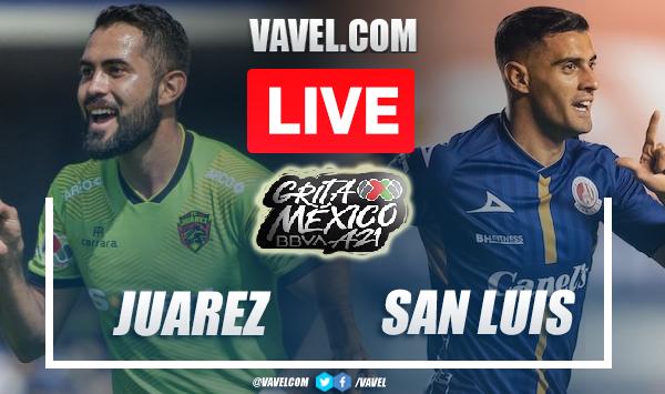 FC Juarez vs Atletico San Luis: Live Stream, Score Updates and How to Watch Liga MX Match