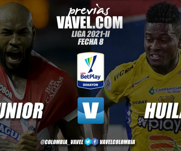 Previa Junior de Barranquilla vs Atlético Huila: dos necesitados de un triunfo