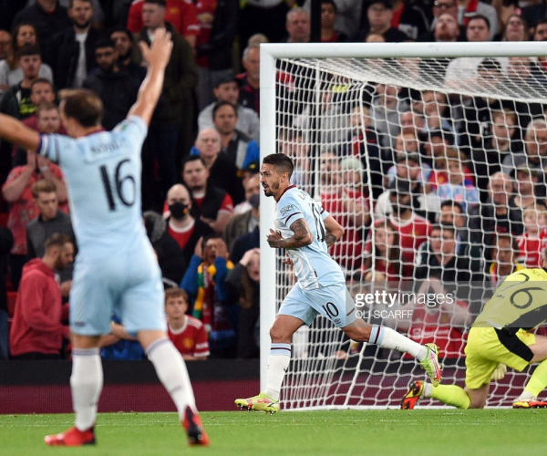 Manchester United 0-1 West Ham United: Lanzini helps Hammers past Reds