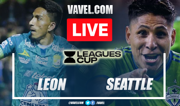Goals and Highlights: Seattle Sounders 2-3 Leon in Leagues Cup 2021