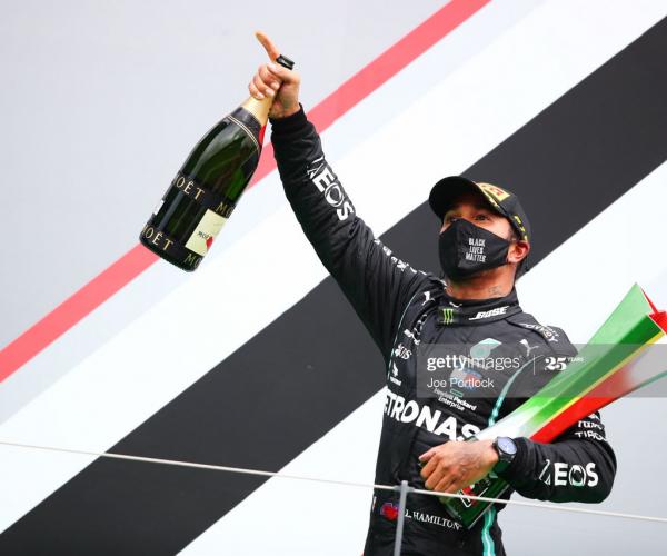 Portuguese Gp Report - Hamilton breaks Schumacher's record with 92nd win