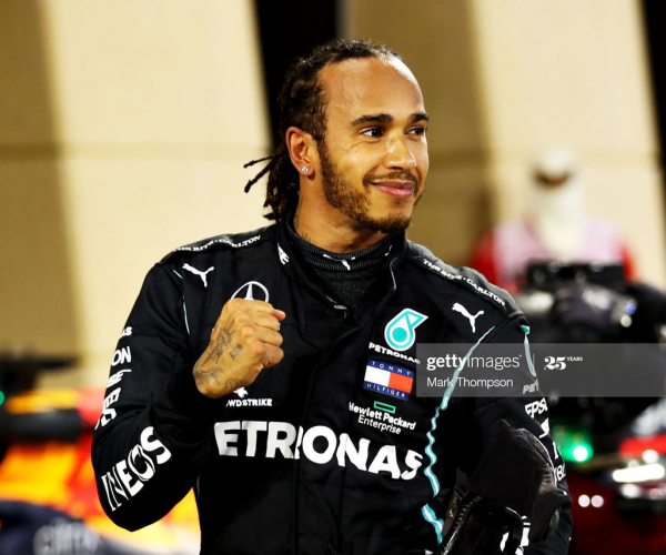 Lewis Hamilton takes win after Romain Grosjean brings out red flag - Bahrain GP 2020 Report