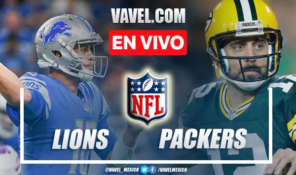 Touchdowns y Resumen del Lions 17-35 Packers en la semana 2 de la NFL 2021