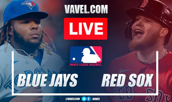Runs and highlights: Toronto Blue Jays 1-4 Boston Red Sox in 2021 MLB