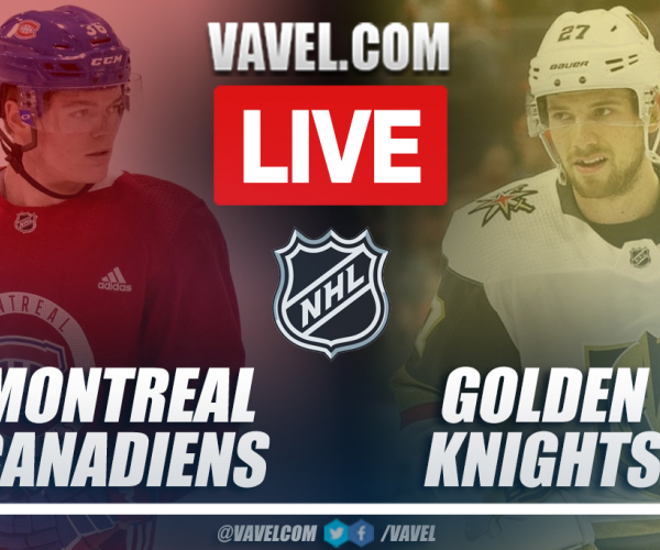 Highlights: Montreal Canadiens 3-2 Vegas Golden Knights in 2021 NHL Playoffs