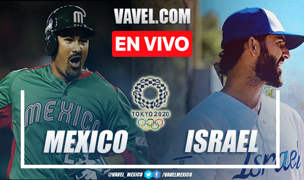 México vs Israel EN VIVO hoy (5-12)