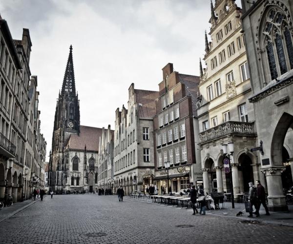 El anabaptismo de Münster