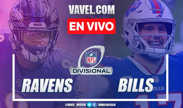 Resumen y touchdowns del Baltimore Ravens 3-17 Buffalo Bills en Playoffs NFL 2021