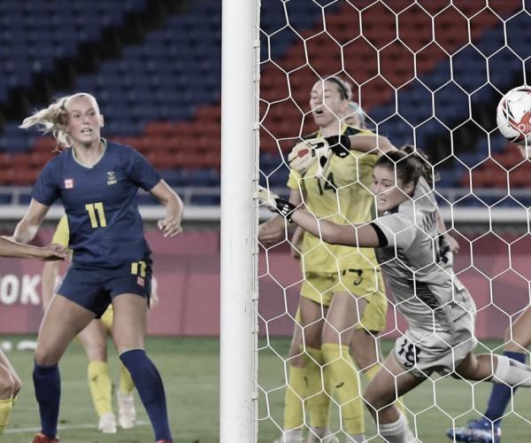 Australia 0-1 Suecia: las Matildas se reencontrarán con Estados Unidos por la presea de bronce