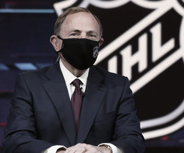 Bettman espera que la NHL pierda 1 Billón esta temporada