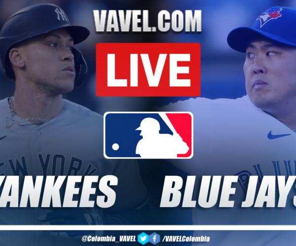 Highlights and Runs: New York Yankees 3-2 Toronto Blue Jays in MLB 2021
