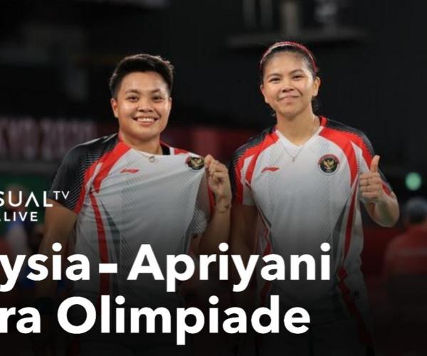 Greysia/Apriyani Juara Olimpiade Tokyo