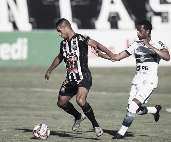 Gol e melhores momentos de Operário-PR x Coritiba (1-0)
