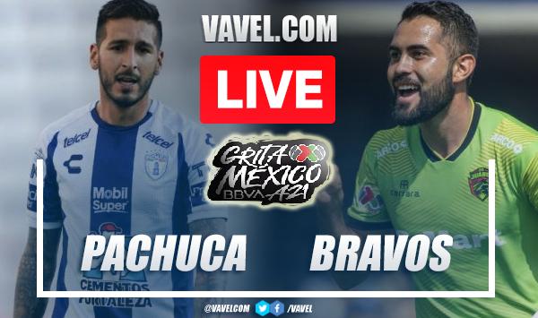 Goals and Highlights: Pachuca 1-1 FC Juarez in Liga MX