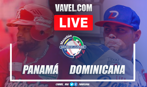 Highlights and Runs: Panama 3-4 Dominican Republic on Serie del Caribe 2021