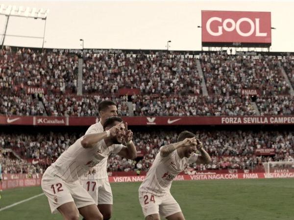 """Papu Gómez: """"Hemos demostrado lo que vale el Sevilla"""""""