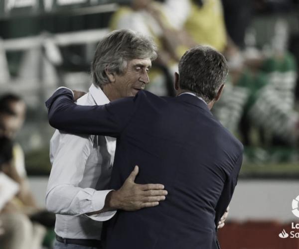 """Pellegrini: """"Debemos seguir en este camino, hace tiempo que a este equipo cuesta que le superen"""""""
