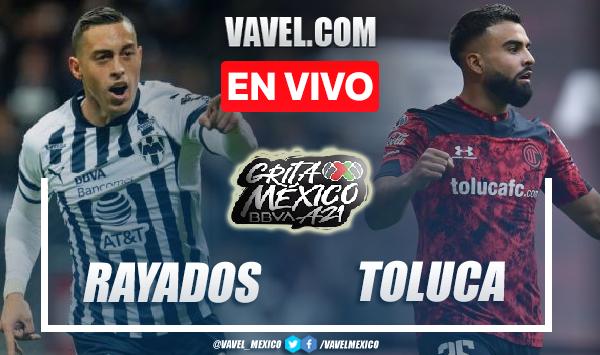 Rayados Monterrey vs Toluca EN VIVO: ¿cómo ver transmisión TV online en Jornada 11 Liga MX?