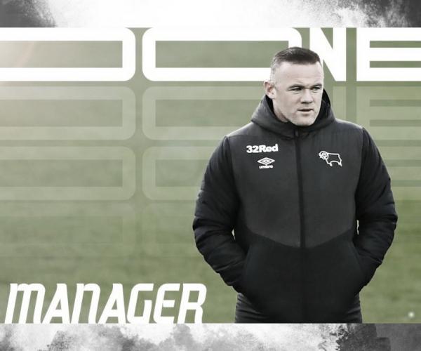 Aos 35 anos, Wayne Rooney se aposenta dos gramados e é efetivado como técnico do Derby County