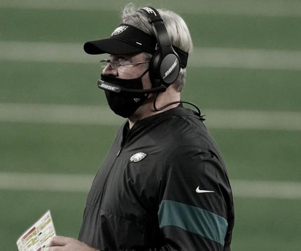 Três anos após conquistar Super Bowl, Doug Pederson é demitido do Philadelphia Eagles