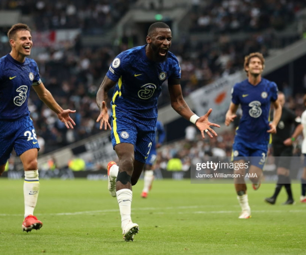 Tottenham Hotspur 0-3 Chelsea: Clinical second half performance from Chelsea sees them cruise to derby victory