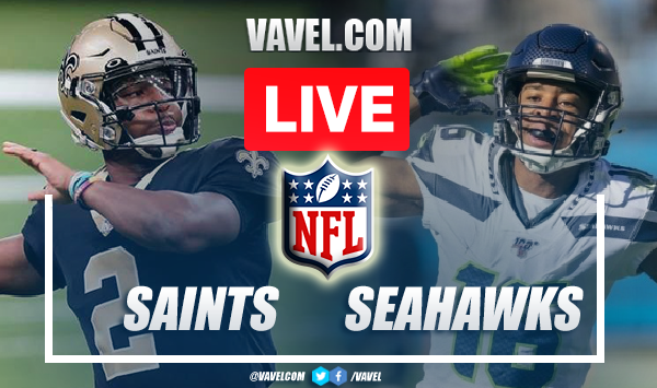 New Orleans Saints vs Seattle Seahawks: Live Stream, Score Updates and How to Watch NFL Match