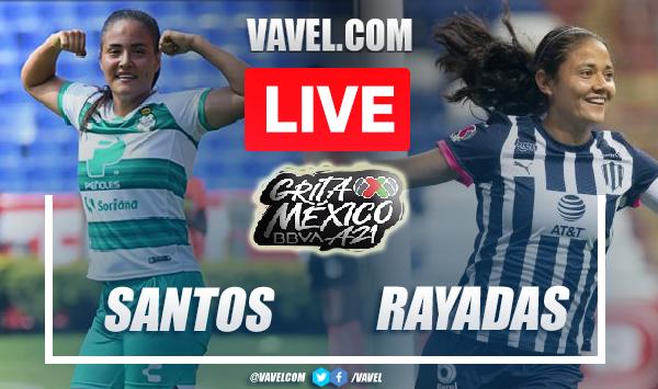 Santos Femenil vs Rayadas: Live Stream, Score Updates and How to Watch Liga MX Femenil Match