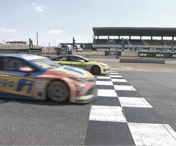 Stock Car: doble victoria de Mauricio en Goiania
