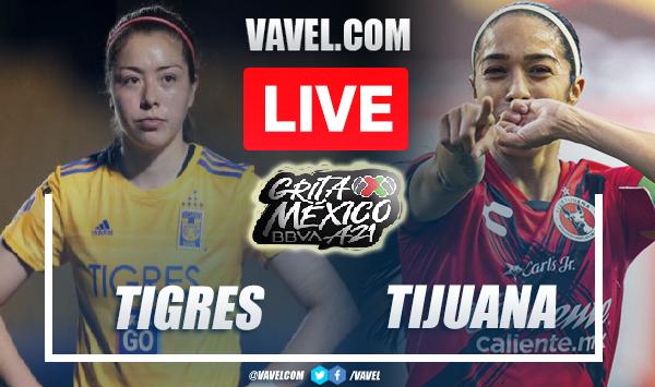 Tigres Femenil vs Xolos Femenil: Live Stream, Score Updates and How to Watch Liga MX Femenil Match