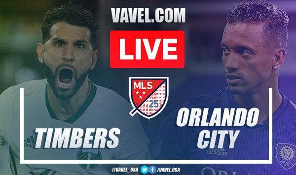 Portland Timbers vs Orlando City: LIVE Stream and Updates (2-1)