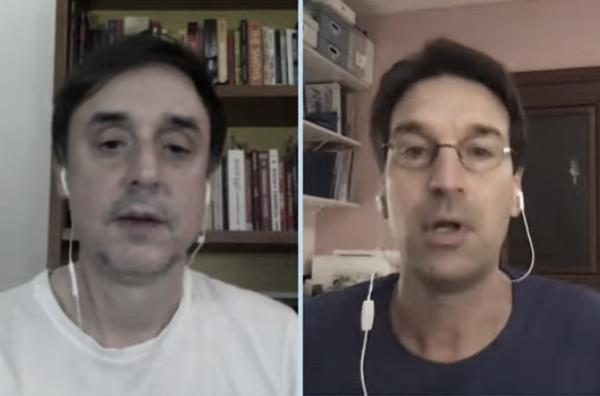 Eduardo Tironi e Arnaldo Ribeiro analisam chegada de Rogério Ceni ao Flamengo em live