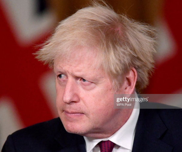 Coronavirus and Brexit: The collapse of Boris Johnson