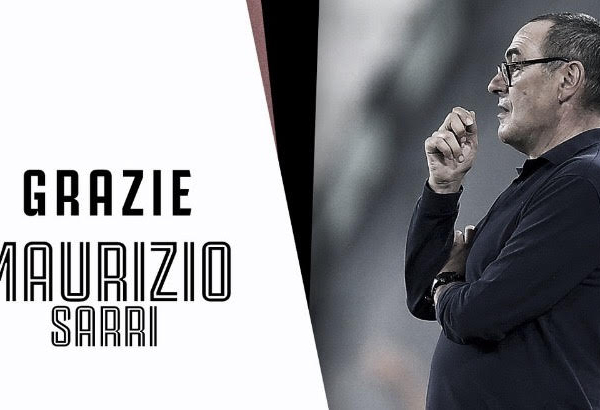 La Juventus destituye a Maurizio Sarri
