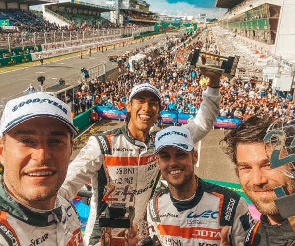 Sean Gelael Cetak Sejarah Di Le Mans