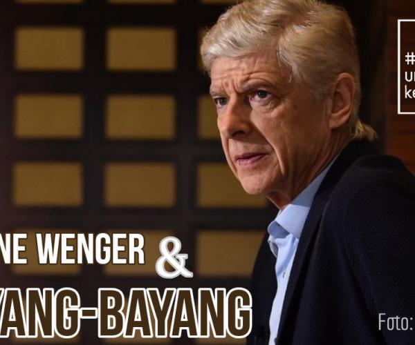Alasan Menarik Arsene Wenger Menjauh dari Arsenal