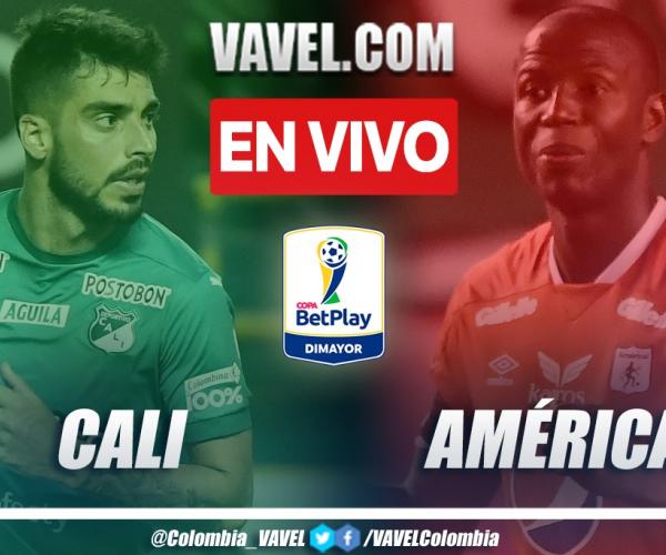 Resumen Cali vs América (1-0) en los cuartos de final por Copa BetPlay
