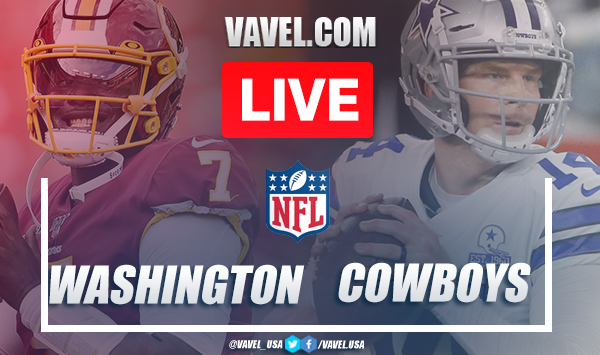 Highlights and Touchdowns Washington 41-16 Cowboys on week 12 NFL 2020