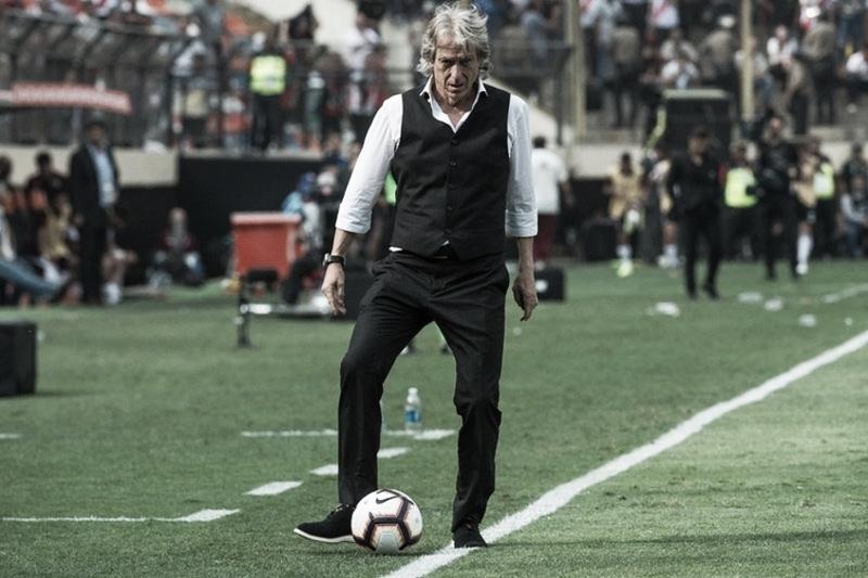 Jorge Jesus exalta nível da Libertadores e destaca: ''Tem que ser valorizada''