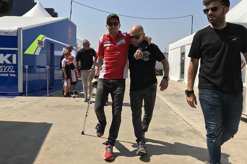 Jorge Lorenzo Akan Digantikan Bautistadi MotoGP Australia